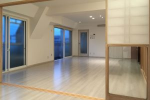 住宅リフォームのインテリアデザイン事例